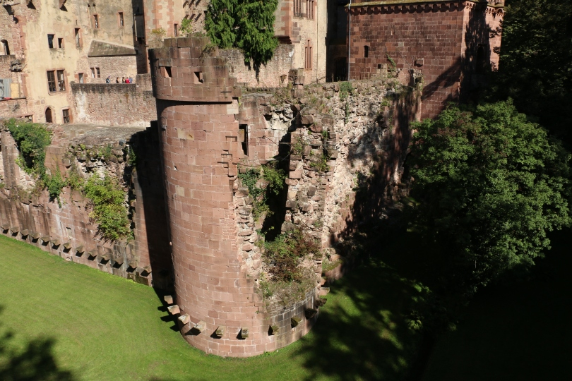 Castle Tower, Heidelberg castle