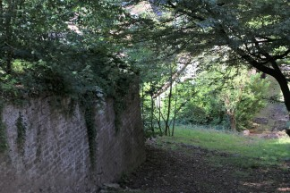 Fortress ruins, 16th century