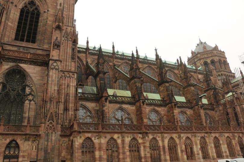 Notre Dame of Strasbourg Germany