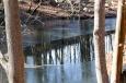 Dividend RR Tracks pond