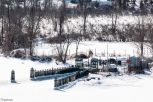 Frozen Ferry Landing