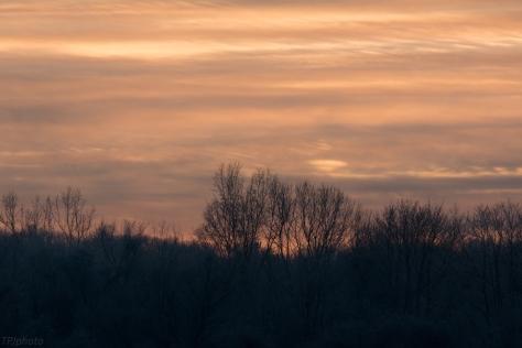 7 Below Sun Rise Connecticut River