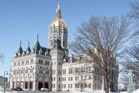Connecticut Capital Building
