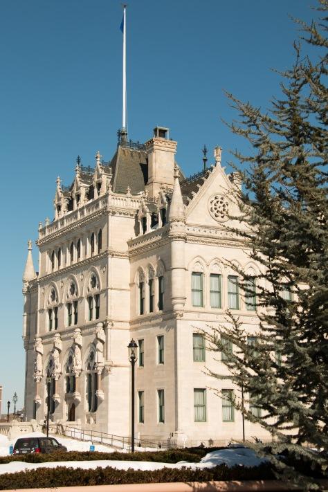 Connecticut Capital Building.