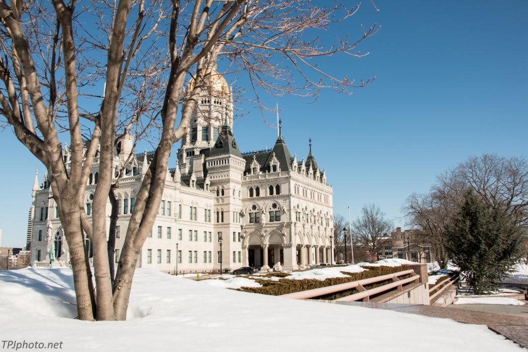 Connecticut Capital Build