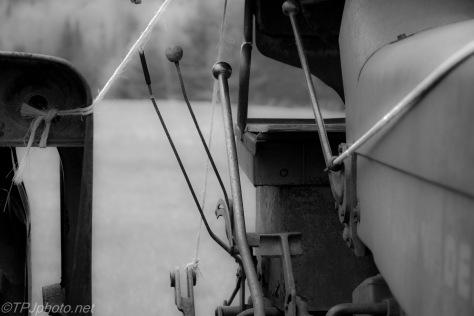 Old John Deere Tractor