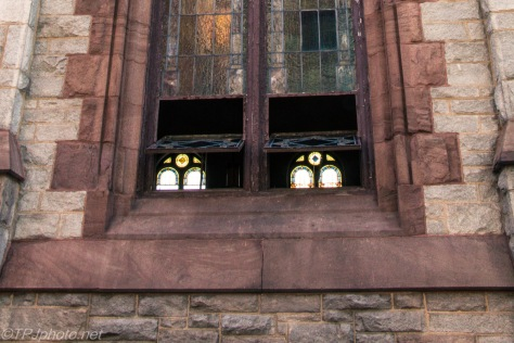 Old Church Windows Hartford CT