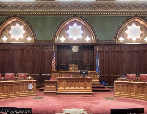 Connecticut Senate Chambers