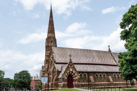 Church Of The Good Shepherd, Hartford Connecticut
