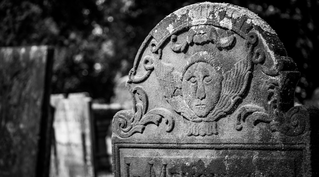 Most Ancient Cemetery - Click To Enlarge