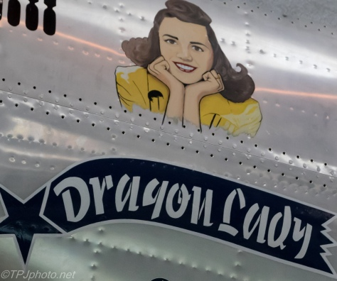 B-29 Bomber Nose Art - Click To Enlarge
