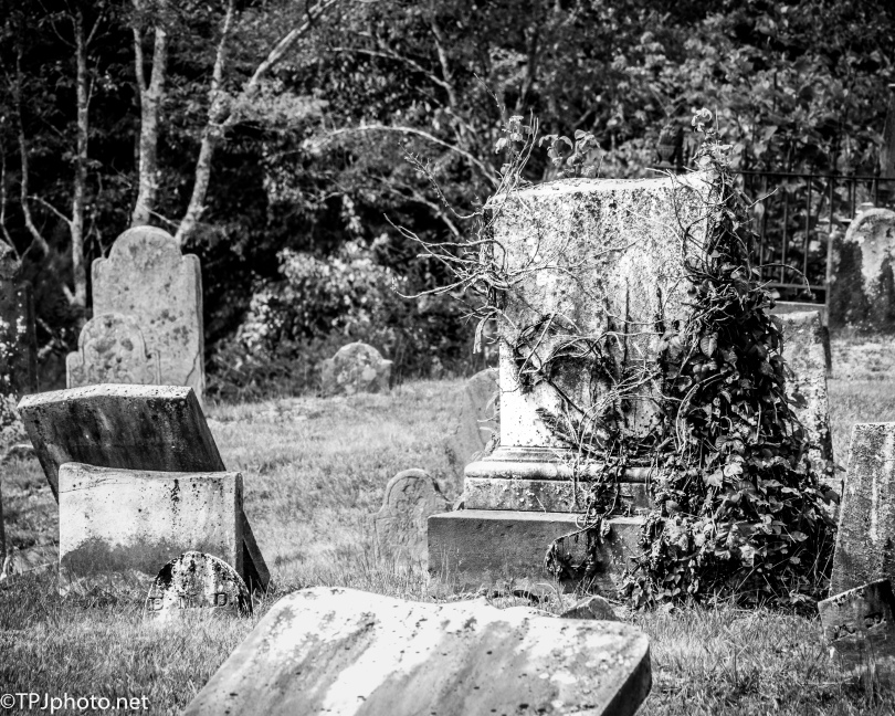 Westchester Center Cemetery - 1732 - Click To Enlarge
