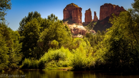Cathedral Rock - Click To Enlarge