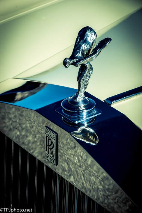 Classic Rolls Royce - Click To Enlarge