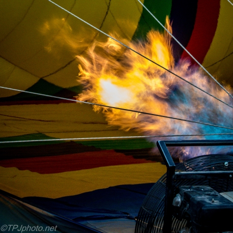 Scene From A Balloon - Click To Enlarge