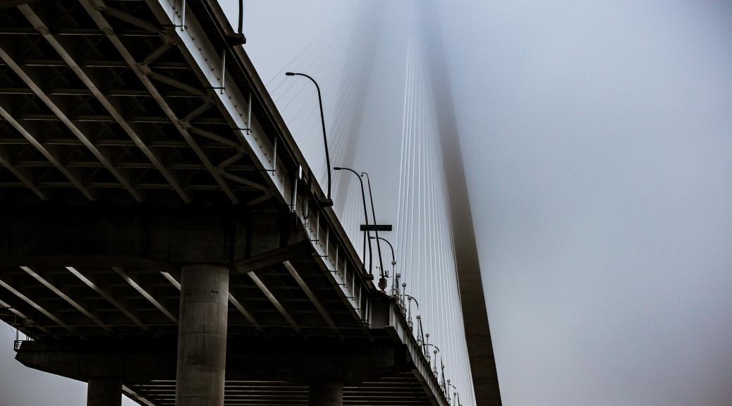 Arthur Ravenel Jr. Bridge Charleston SC - Click To Enlarge