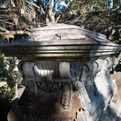 St. Philips Church Graveyard Charleston SC - Click To Enlarge
