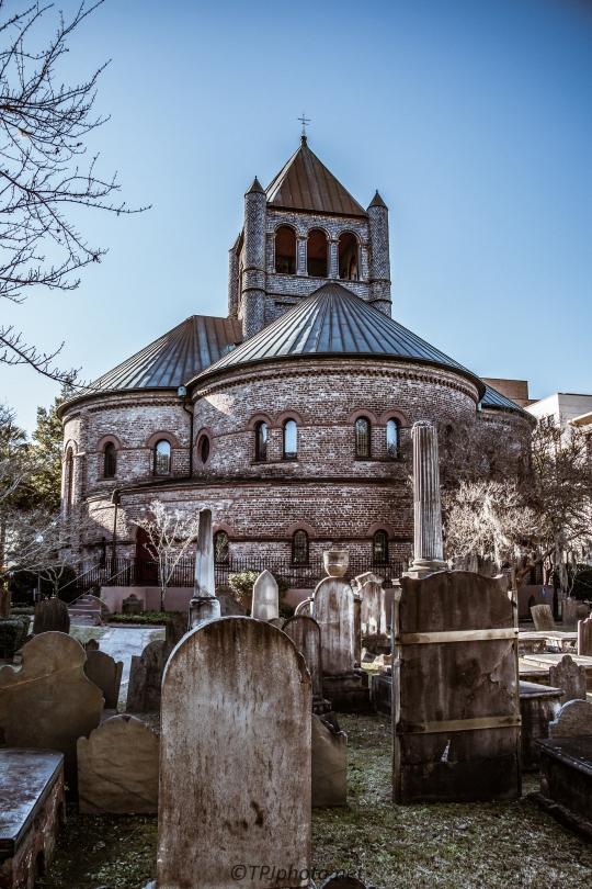 Charleston Circular Church - Click To Enlarge