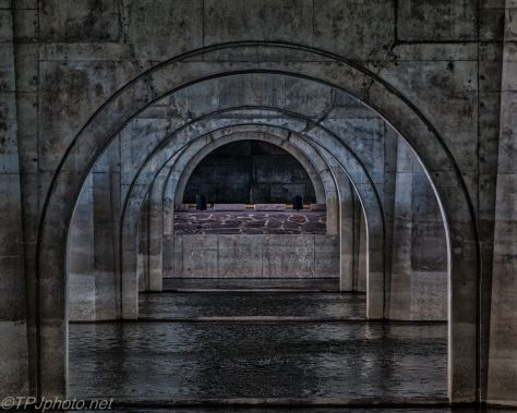 Under Founders Bridge - Click To Enlarge