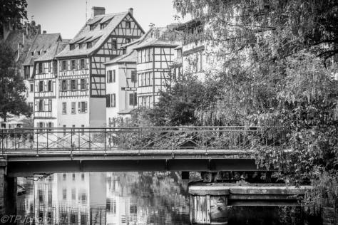 Strasbourg Foot Bridge - Click To Enlarge