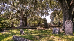 Old Southern Marsh Cemetery - Click To Enlarge