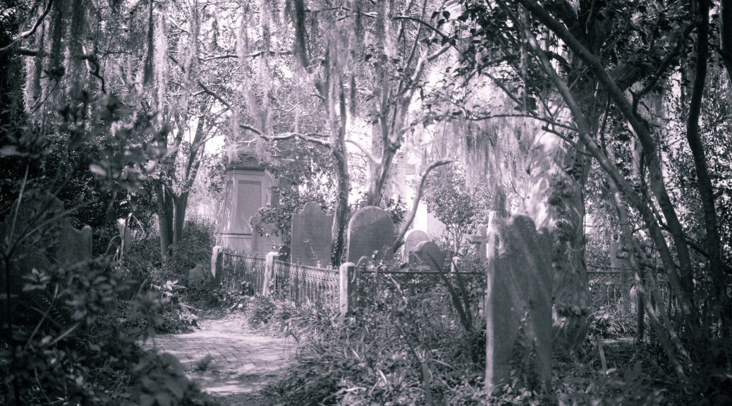 Charleston Downtown Cemetery - Click To Enlarge