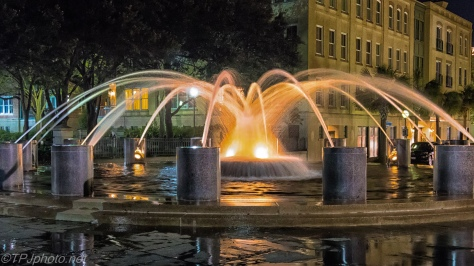 Charleston Splash Fountain - Click To Enlarge