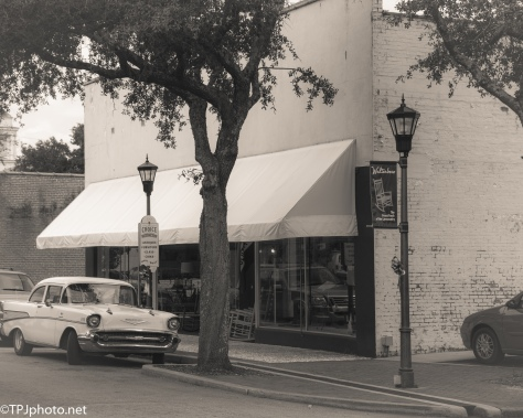 An Old Main Street - Click To Enlarge