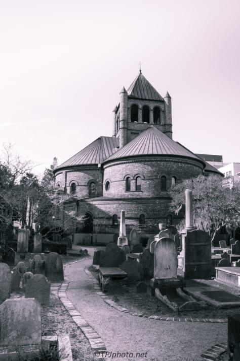 Charleston, Old Circular Church - Click To Enlarge
