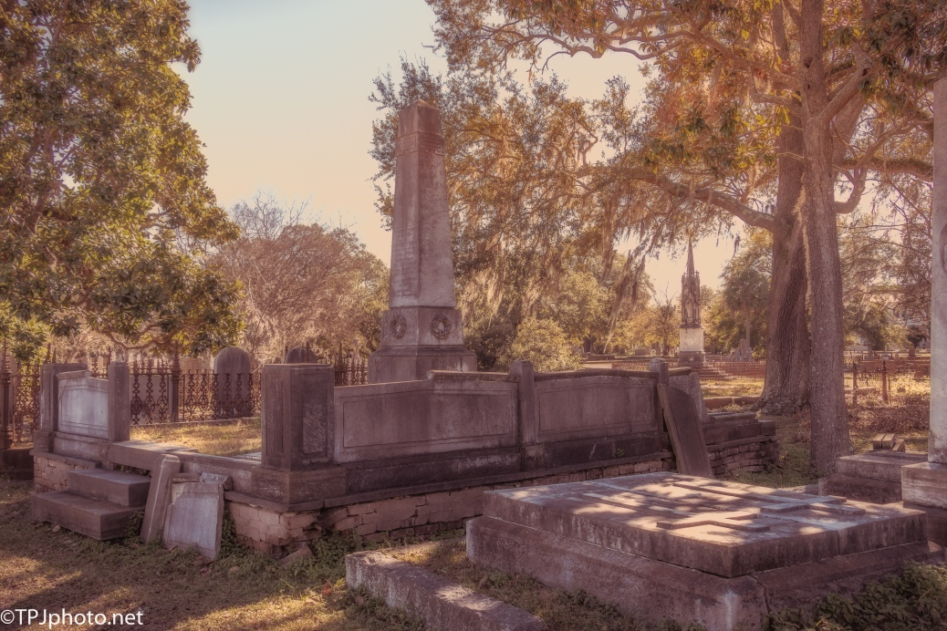 Old Southern Cemetery - Click To Enlarge