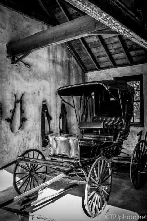 Hansom Carriage - Click To Enlarge