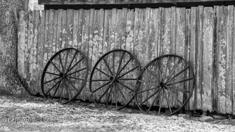 Farm Wagon Wheels