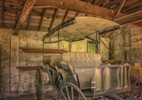 Old Carriage - Click To Enlarge