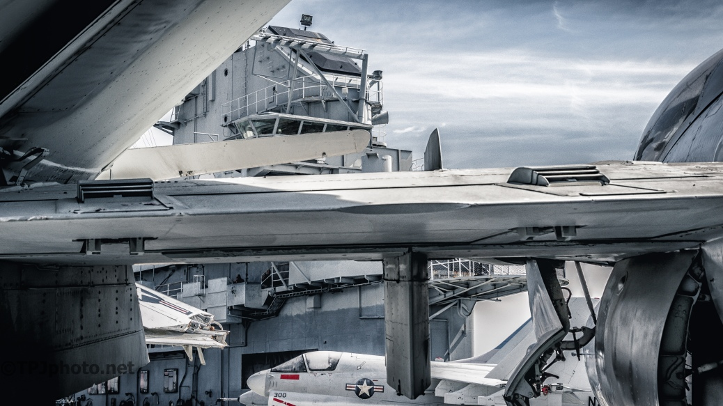 From The Flight Deck - Click To Enlarge