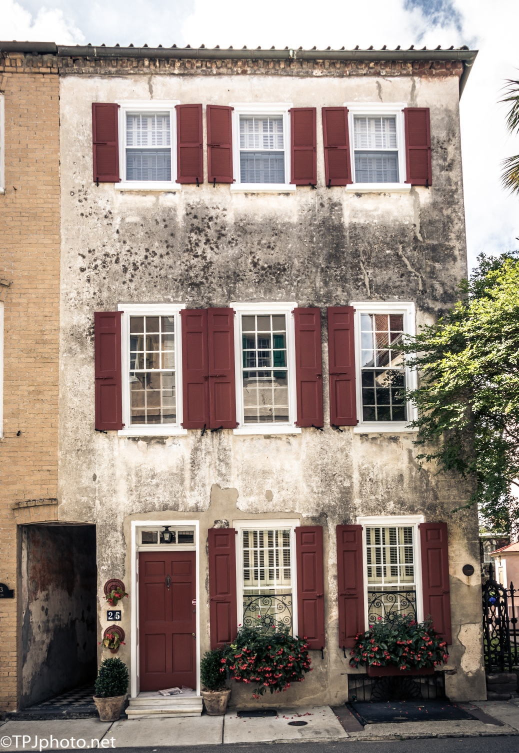 Colorful, Old Charleston - Click To Enlarge