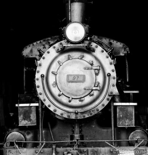 Steam Train, Kodak 400 Pro Filter
