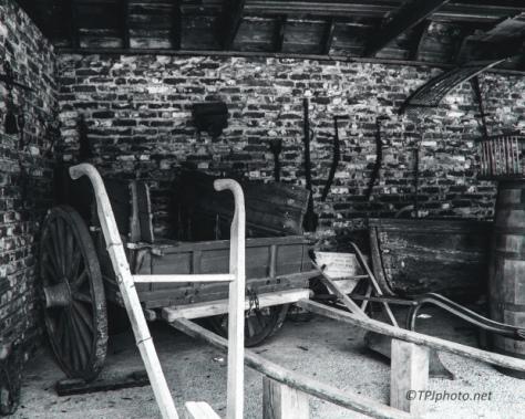Farm Out Building, 1800's