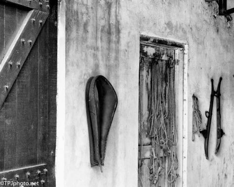Tack Room, Kodak 400CN Pro - Click To Enlarge