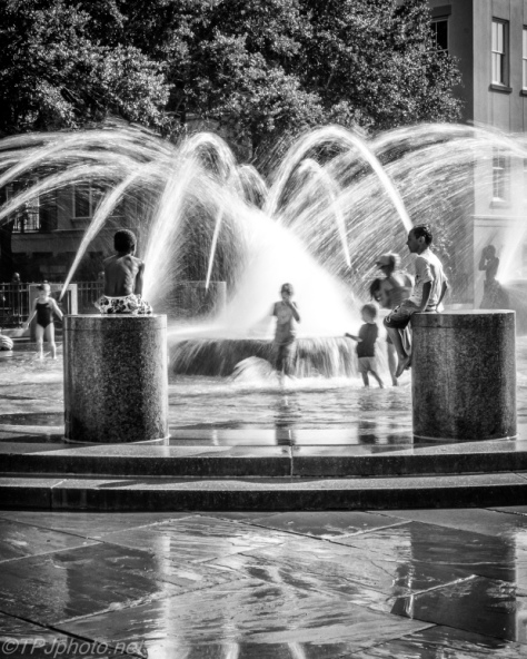 Summer In The Fountain