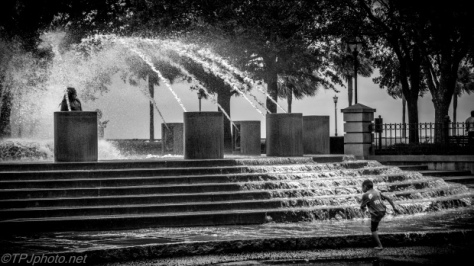 Wind And Water Fountains