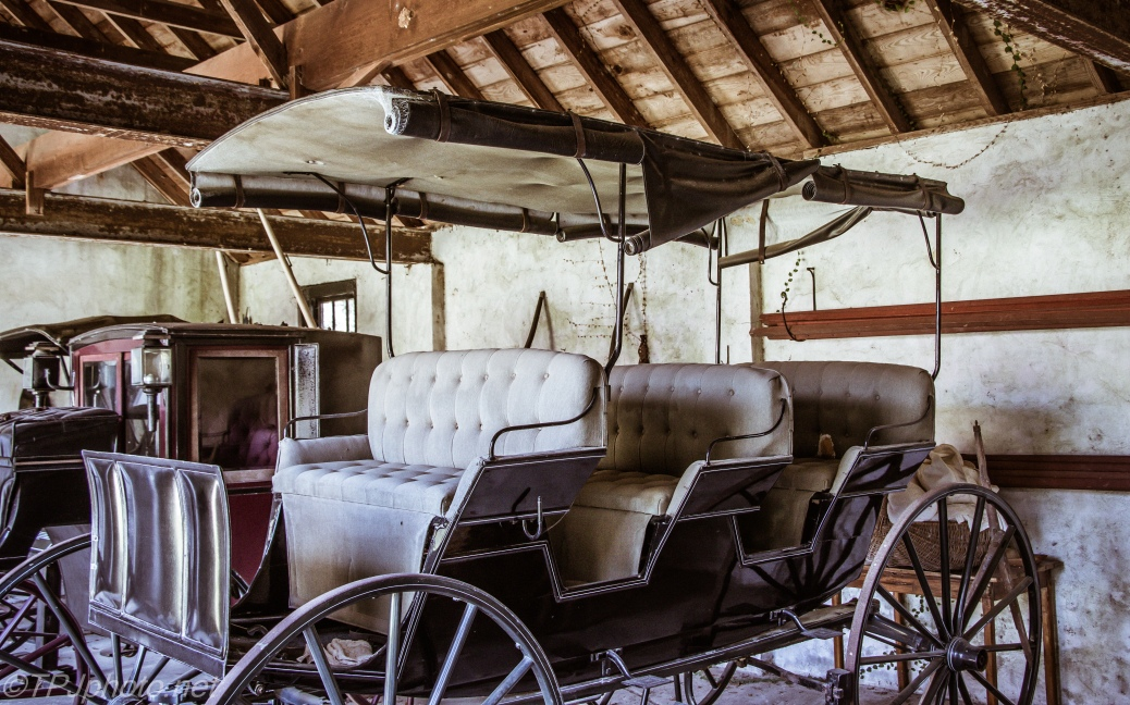 The Old Carriage House, Again - click to enlarge