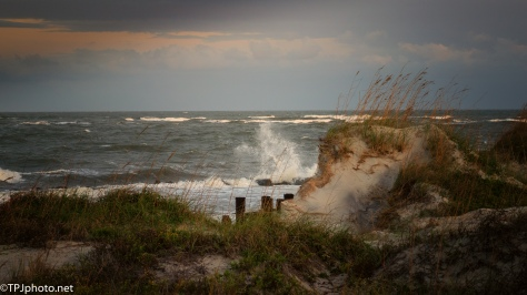 High Winds, High Tide, Full Moon - Click To Enlarge