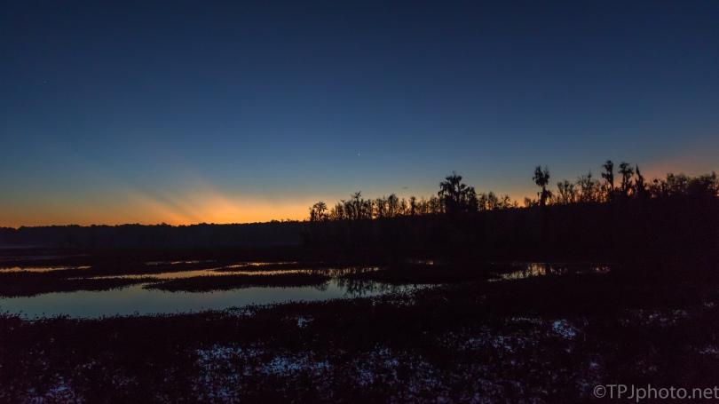 Dark Sunrise - click to enlarge