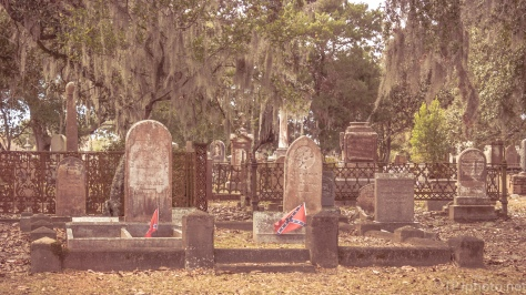 Civil War Grave Sites - click to enlarge