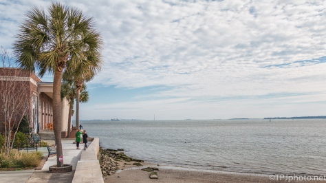 Charleston, Sea Wall - click to enlarge