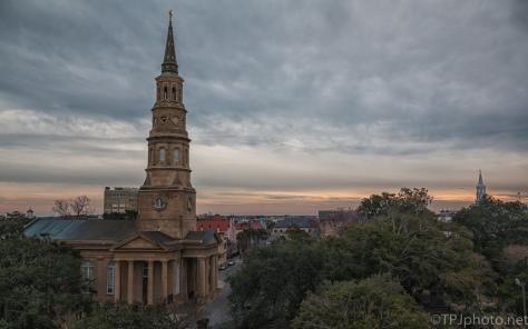 Charleston Sunset - click to enlarge