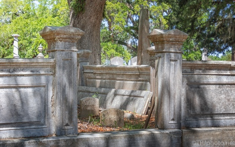 Walk Through An Old Cemetery - click to enlarge