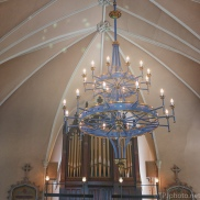 Huguenot Church, Founded 1687, Charleston, South Carolina - click to enlarge