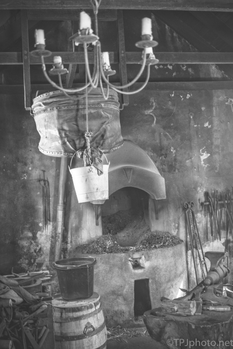 The Blacksmith Shop - click to enlarge