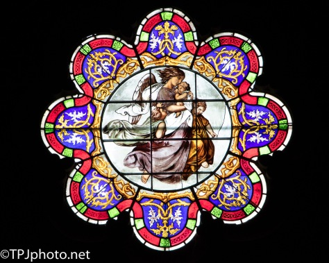 Church Stained Glass - click to enlarge